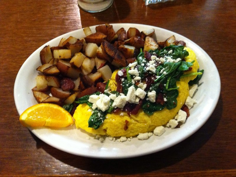 SpinachFeta-Bacon-Omelet-w_Country-Potatoes